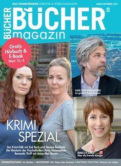 #Krimi Spezial - Krimi-Talk über #Psychothriller und Romantic #Thrill 📚 Jetzt im Bücher Magazin:  #books #Bücher