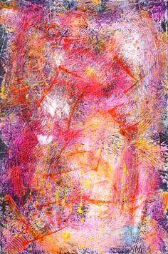 "Saatchi Art Artist Nestor Toro; Painting, ""Prayer"" #art #artsy #abstract  www.saatchiart.com/nestortoroart"