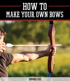Bow Making Course | How to Make Your Own Bows