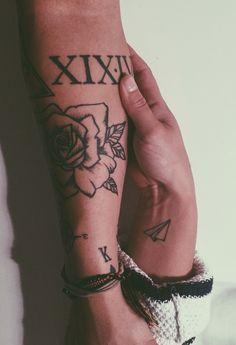 B L A C K #tattoo