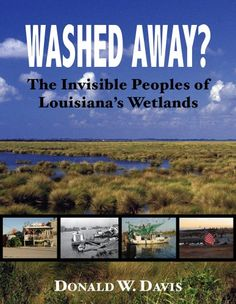 Washed Away?: The Invisible Peoples of Louisiana's Wetlands by Donald W. Davis http://www.amazon.com/dp/1887366962/ref=cm_sw_r_pi_dp_qBTdwb19Y6ES0