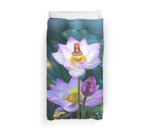 'Lotus of India' by Sabrinatanase-a Design Lotus, Fairy Tales, Illustration Art, Digital Art, India, Children, Wood, Collection, Duvet