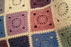 Bohemian Blanket - Free Pattern