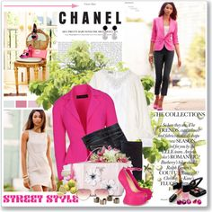 """Chanel"" by helleka ❤ liked on Polyvore"