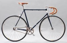 Harvest single speed racing bike designed by Philip Stolte