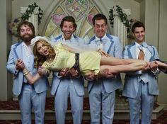 Pretty sweet wedding