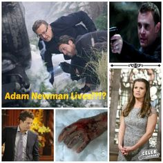 young and the restless pictures   The Young and the Restless' Adam Newman Returns – Michael Muhney ...