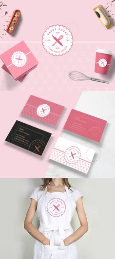 Are you looking for a logo and you're out of time? Customize this logo for your bakery: http://one-giraphe.com/prev.php?c=224 #logo #logostore #brandidentity #logodesign #graphicdesign #designer #bakery #etsy #needlogo #bakery #cake #cupcake #sweet #pink #packaging #designer #logodesign #logodesigner #etsy #behance #apron #whisk #roll #baker #bake #pink #customize #stocklogos