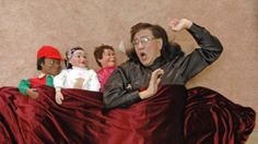 Ventriloquist Victor Khoo died on June 6, 2014. http://www.straitstimes.com/lifestyle Photo: The Straits Times