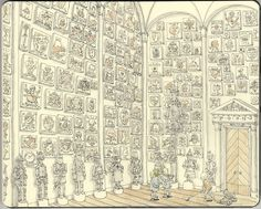 Mattias Adolfsson - I love that you can zoom in and read most of the family names!