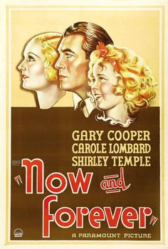 Now and Forever, 1934