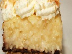 Veja a receita: Torta de Coco