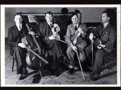 """Busch Quartet Beethoven """"String Quartet No.15"""" (3. Mov.)"""