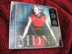 Madonna RARE Edit MDNA Tour CD Still SEALED Promo Sticker Attached on Lid | eBay    http://stores.ebay.com/Madonna-Mania-Memorabilia