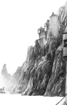 Alan Lee The Rhine Castles  (off 'Castles')