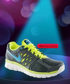Nike Flex 2013 Women's Running Shoes at Shoe Carnival. Great for my exercise routine. #ShoeCarnival