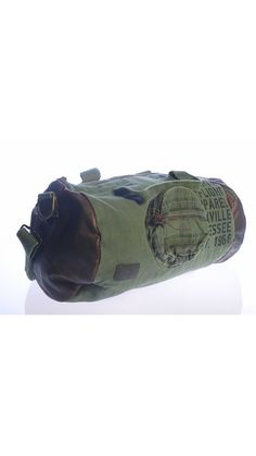 7020 New Pouch travel and sports shoulder bag Hand Made Military Style, Grinding Cotton and robust Accessories Large internal volume partition with zippered pockets zippered front pocket Bag-OLDCOTTON-OLDCOTTON.