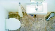 Cloakroom Design and Installation, Surrey Downstairs Cloakroom, Downstairs Toilet, Cloakroom Storage, Cloakroom Ideas, Bathroom Inspiration, Interior Inspiration, Interior Ideas, Interior Design, Tiny Bathrooms