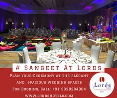 We at Lords Plaza Surat assure you of making your sweetest dream coming true. Save your date with us and rest be assured Contact Us!