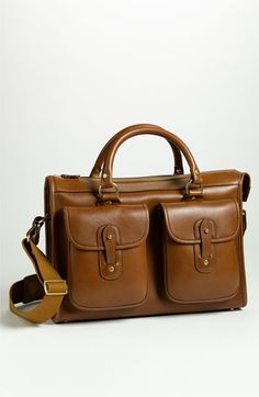 Ghurka 'Examiner' Leather Briefcase available at #Nordstrom