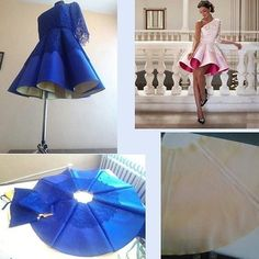 Amazing Sewing Patterns Clone Your Clothes Ideas. Enchanting Sewing Patterns Clone Your Clothes Ideas. Dress Sewing Patterns, Clothing Patterns, Skirt Patterns, Diy Clothing, Sewing Clothes, Fashion Sewing, Diy Fashion, Fashion Details, Robes Glamour