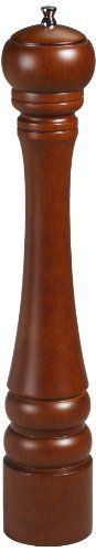 Gessner Products Mr. Dudley 10-Inch Hardwood Peppermill, Walnut Finish by Gessner Products. $24.47. Mr. dudley brand trusted for over 50 years.. Lifetime warranty on the grinding mechanism.. Rich brown finish.. Superior walnut 10-inch peppermill.. High quality adjustable grinding mechanism.. The Mr. Dudley brand of casual and elegant peppermills, salt grinders and salt shakers has been trusted by restauranteurs and consumers alike for over 50 years.  Freshly ground pepper e...
