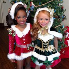 Glitz Pageant Dresses, Pageant Wear, Baby Pageant, Pageant Girls, Santa Costume, Tutu Costumes, Christmas Pageant, Christmas Costumes, Toddlers And Tiaras