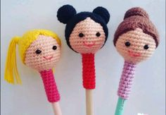 Crochet Bra, Crochet Amigurumi, Amigurumi Toys, Amigurumi For Beginners, Flower Background Wallpaper, Pencil Toppers, Knitted Dolls, How To Make Ornaments, Lana