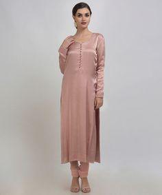 Product Zoom Pearl Pink Color, Cold Shoulder Dress, High Neck Dress, Dresses, Fashion, Turtleneck Dress, Vestidos, Moda, Fashion Styles