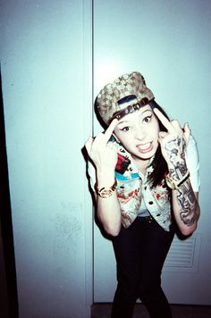 :::kreayshawn