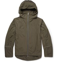 Jil Sander Lightweight Hooded Jacket | MR PORTER