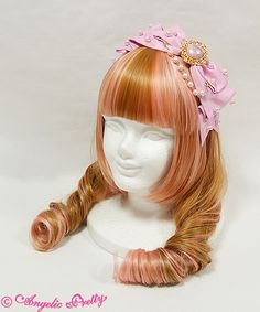 Angelic Pretty Dolly Cat KC in pink or black (med)