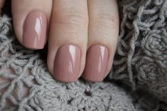 OPI nail polish Dulce de Leche ~ this one may be Soft Summer leaning toward Tinted Autumn