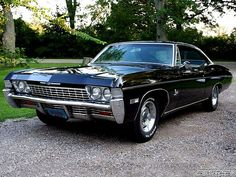 chevy impala 1967. Future car. It's happening. Idc what anyone says.