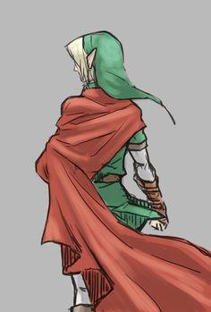First Hero - Legend of Zelda