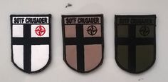Výšivka pro Soft Crusader