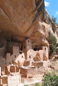 Mesa Verde - Photo courtesy of Crow Canyon Archaeological Center.