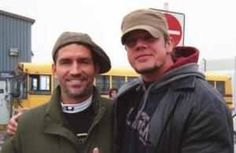 Jim Caviezel BTS Unknown