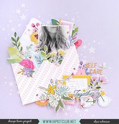 We are in love with this Mixed Media Monday layout by using our February kits Mixed Media Scrapbooking, Kids Scrapbook, Disney Scrapbook, Scrapbooking Layouts, Scrapbook Pages, Dyi Crafts, Diy Arts And Crafts, Diy Craft Projects, Diy Crafts For Kids