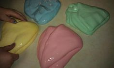 Great time making this Flubber with the kids. Got the idea here on Pinterest From frugalfunchallenge.blogspot.com
