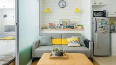 A Compact Euro-hip Condo Home | Tips and Guides | realliving.com.ph