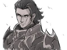 I really like this picture of a young Gunter