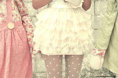 tiered ruffles skirt http://bit.ly/JAyiCS