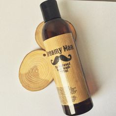 Sandalwood body wash for him male grooming by Dreamybath on Etsy