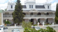 The Lord Milner Hotel - Matjiesfontein - South Africa