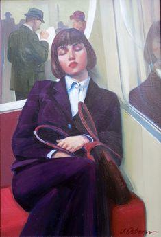 Jacqueline Osborn - On The Train
