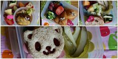 How to Pack a Bento Box Lunch in a Snap - 5 great bento box lunch ideas!