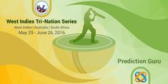 Enjoy #WestIndiesTri Series in #PredictionGuru. Download, Predict, Stake and win now @