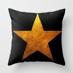 Hamilton Star Throw Pillow - $20 ⋆ Fandom Gifts!