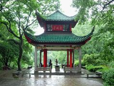 Since you can build anything, please build Reese a playhouse in traditional Chinese style architecture ;)  aiwan pavilion-changsha-hunan